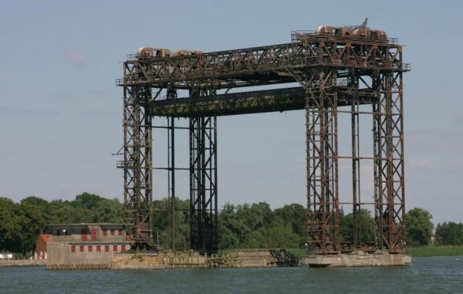 Znalezione obrazy dla zapytania karnin niemcy most